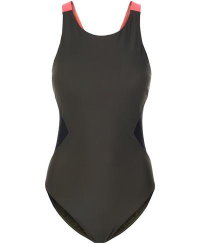 Glide Swimsuit, Dark Forest Green | Sweaty Betty