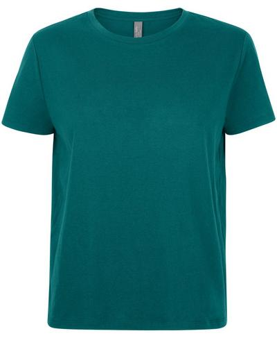 Euphoria Short Sleeve Gym T-Shirt, June Bug Green | Sweaty Betty