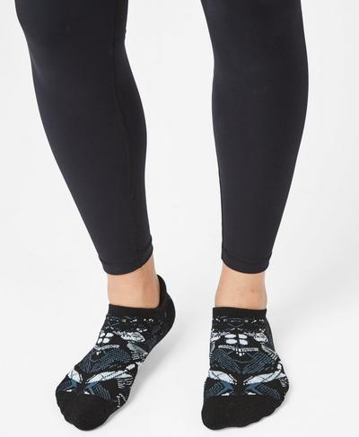 Sneaker Liners, Interlinked Lives Jacquard | Sweaty Betty