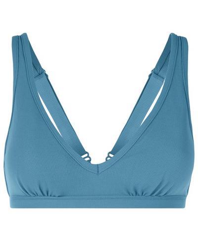 Retro Bikini Top, Stellar Blue | Sweaty Betty