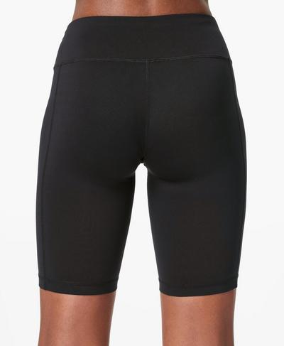 "All Day Contour 9"" Biker Shorts, Black   Sweaty Betty"