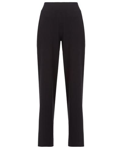 Lotus Yoga Pants, Black | Sweaty Betty