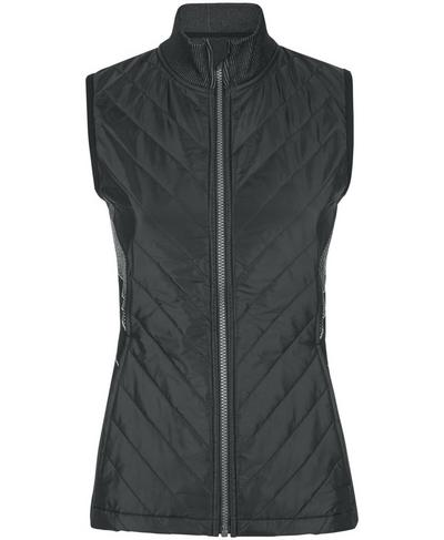 Speedy Seamless Running Gilet, Black | Sweaty Betty