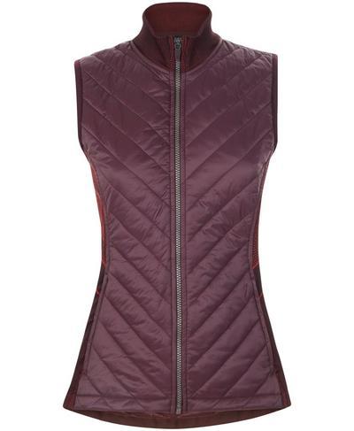 Speedy Seamless Running Vest, Black Cherry Tulip Red | Sweaty Betty