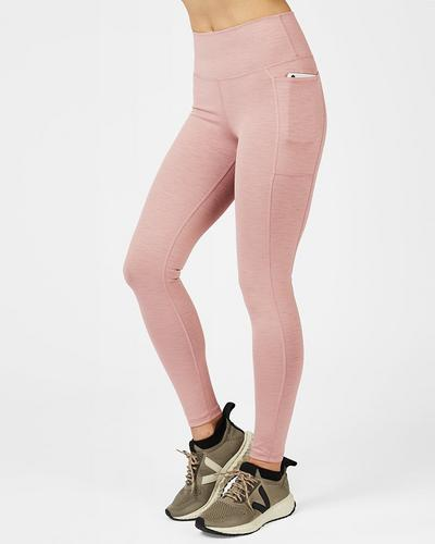 Super Sculpt High Waisted Yoga Leggings, Velvet Rose Pink | Sweaty Betty