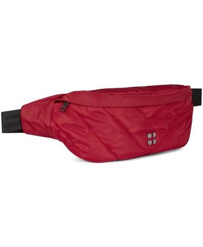 Aspen Ski Bum Bag, Retro Red | Sweaty Betty