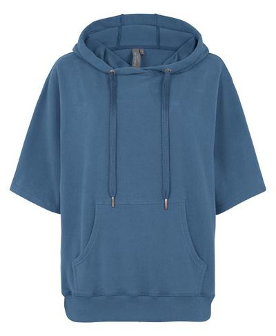 Cool Down Luxe Hoodie, Stellar Blue | Sweaty Betty