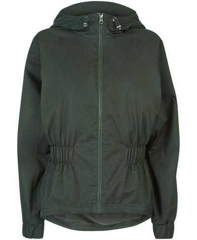 Storm Seeker Waterproof Jacket, Dark Forest Green | Sweaty Betty