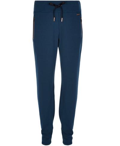 Rhythm Merino Pants, Beetle Blue | Sweaty Betty