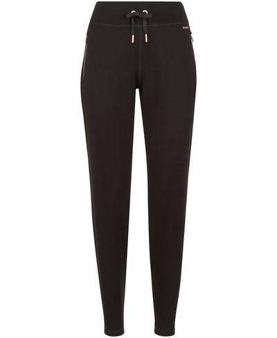 Rhythm Merino Pants, Black | Sweaty Betty