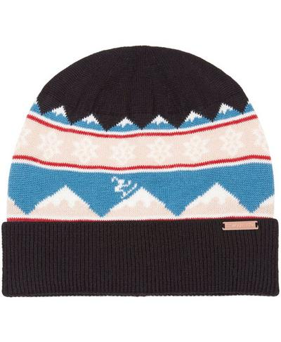 Meribel Hat, Betty Fairisle Jacquard | Sweaty Betty