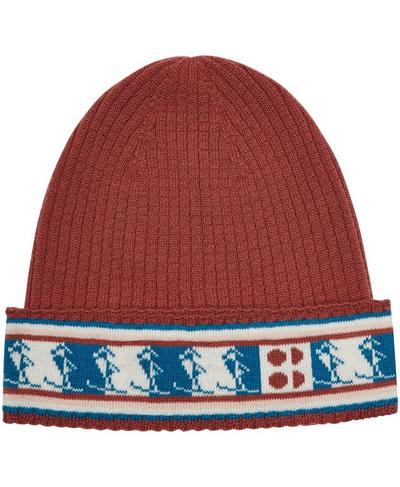 Shoreditch Beanie, RUST | Sweaty Betty