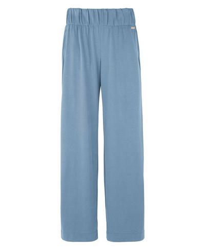 Peaceful Split Pants, Stellar Blue   Sweaty Betty