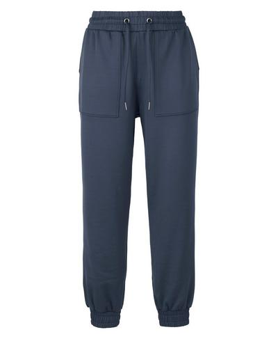 Fisherman 7/8 Trousers, Beetle Blue | Sweaty Betty