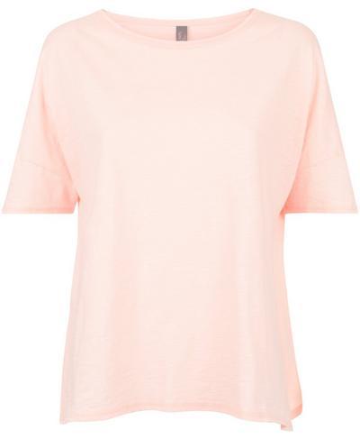 Handkerchief Hem T-shirt, Liberated Pink | Sweaty Betty