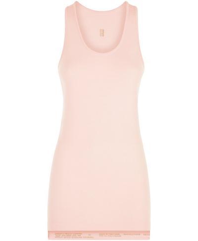 Athlete Seamless Gym Vest, Liberated Pink | Sweaty Betty