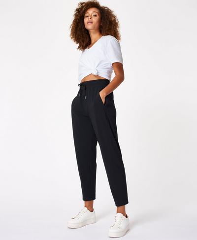 "Explorer 25"" Pants, Black | Sweaty Betty"