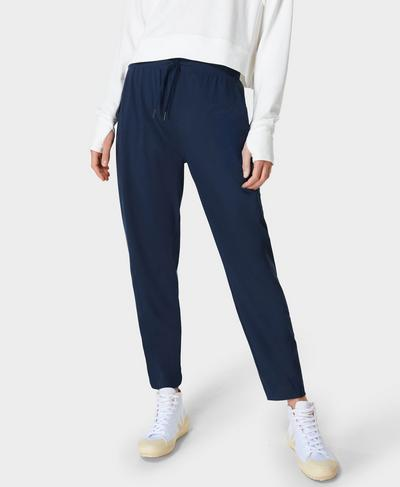 Explorer Pants, Navy Blue | Sweaty Betty