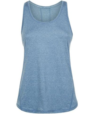 Energise Workout Tank, Stellar Blue | Sweaty Betty