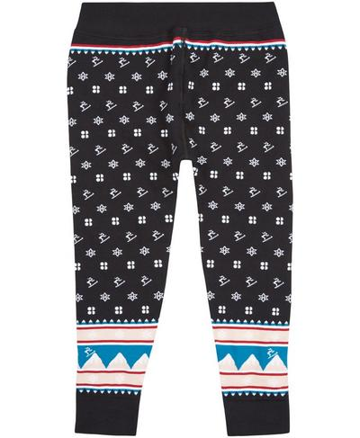 Baby Betty Fairisle Leggings, Betty Fairisle Jacquard | Sweaty Betty