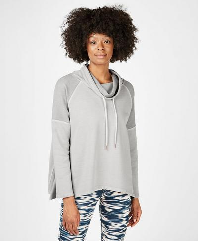Paradise Jumper, Lily White | Sweaty Betty