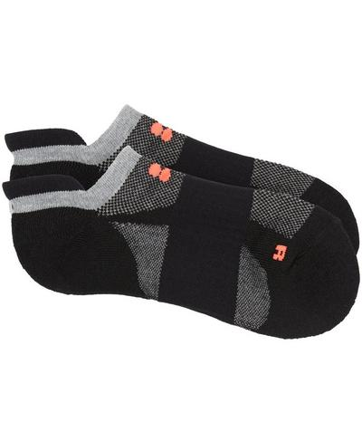 Funktionelle Laufsocken, Black | Sweaty Betty