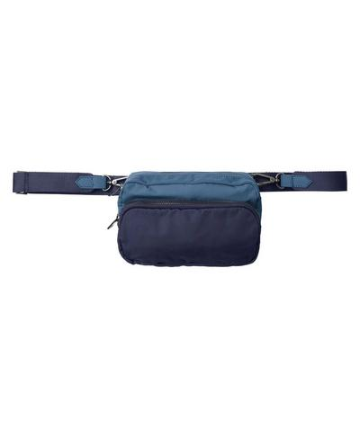 Sporty Bum Bag, Stellar Blue | Sweaty Betty