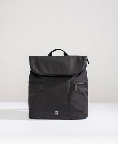 Every Day Backpack, Black | Sweaty Betty