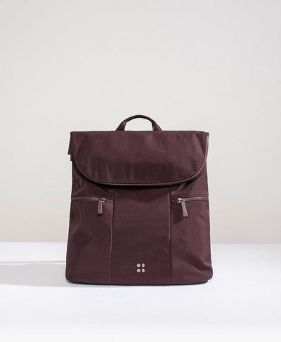 All Sport Backpack 2.0, Black Cherry | Sweaty Betty