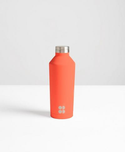 Keep It Chill Thermo Water Bottle, Fluro Flash Pink | Sweaty Betty