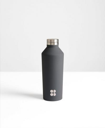 Keep It Chill Thermo Water Bottle, Slate Grey | Sweaty Betty