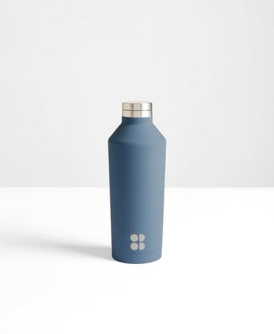 Keep It Chill Thermo Water Bottle, Stellar Blue | Sweaty Betty