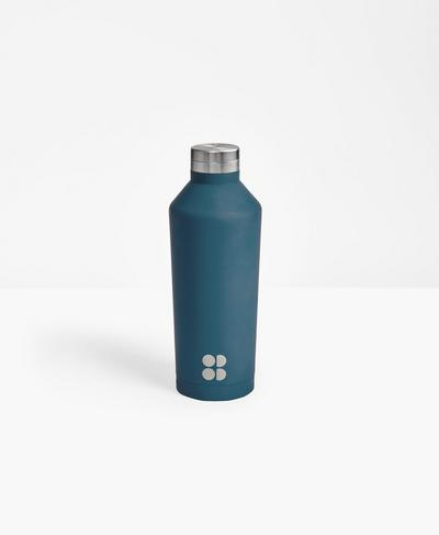 Keep It Chill Thermo Water Bottle, Teal Blue | Sweaty Betty
