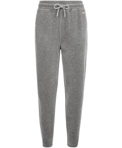 Teddy Sweat Pants, Charcoal Marl | Sweaty Betty