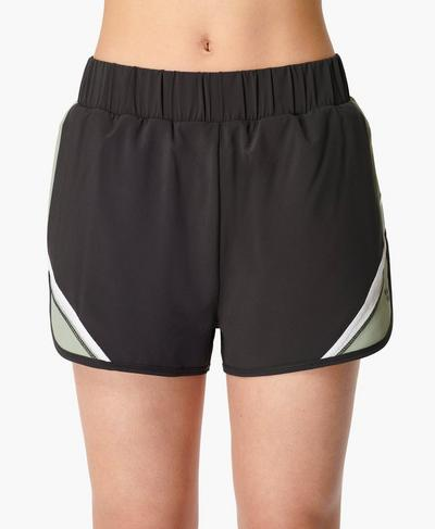 "Track and Field 2"" Running Shorts, Slate Grey | Sweaty Betty"