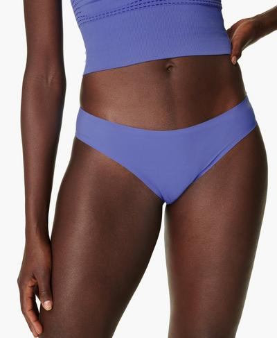 Barely There Briefs, Cornflower Blue | Sweaty Betty
