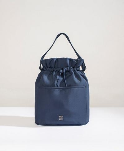 Duffle Tote Bag, Beetle Blue | Sweaty Betty