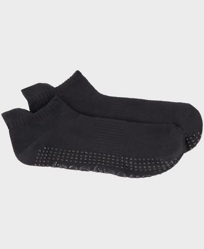 Rutschfeste Barre-Socken, Black | Sweaty Betty