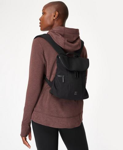 Mini All Sport Backpack, Black | Sweaty Betty