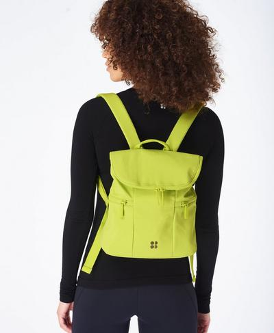 Mini All Sport Backpack, Citron Green | Sweaty Betty