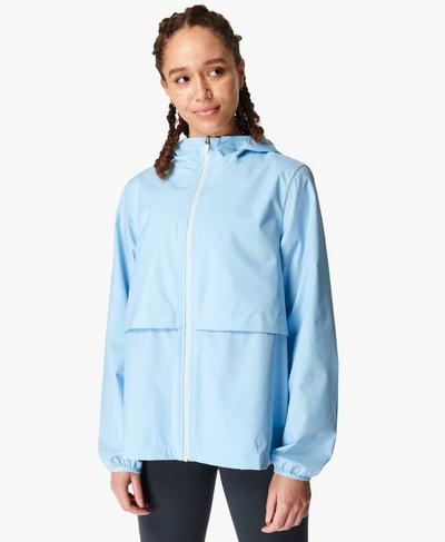 Pack It Up Mac, Ice Blue | Sweaty Betty