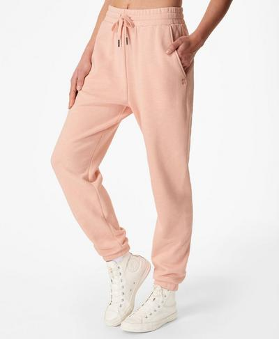 Essentials Jogginghose, Antique Pink | Sweaty Betty