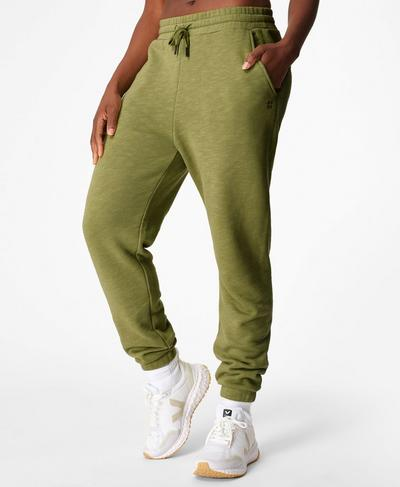 Essentials Jogger, Fern Green | Sweaty Betty