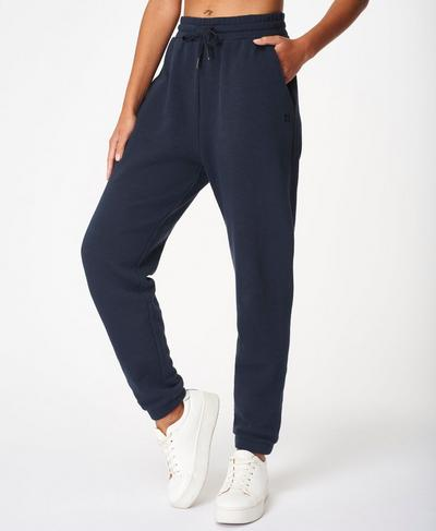 Essentials Jogginghose, Navy Blue | Sweaty Betty