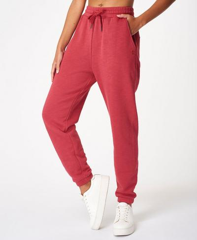 Essentials Jogger, Renaissance Red | Sweaty Betty