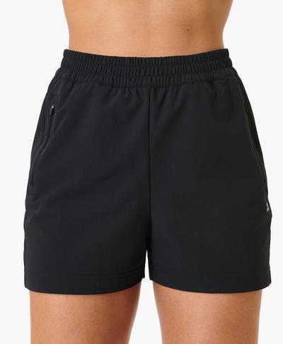 Summit Hiking Shorts, Black | Sweaty Betty
