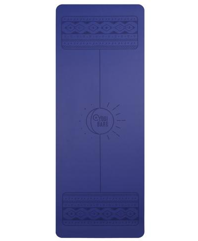 Yogi Bare Paws Extreme Grip Yoga Mat, BLUE | Sweaty Betty