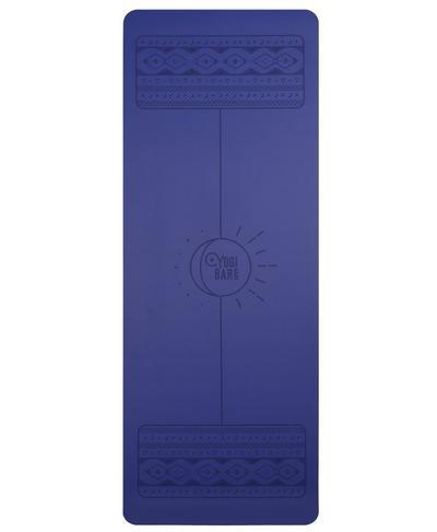 Yogi Bare X Paws Extreme Grip Yoga Mat, Navy Blue | Sweaty Betty