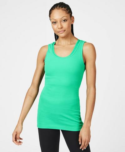 Mantra Tank, Lime Gello Green | Sweaty Betty
