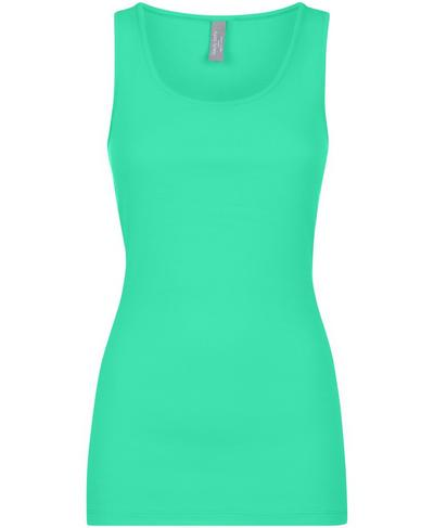 Mantra Tank, Lime Gello Green | Sweaty Betty